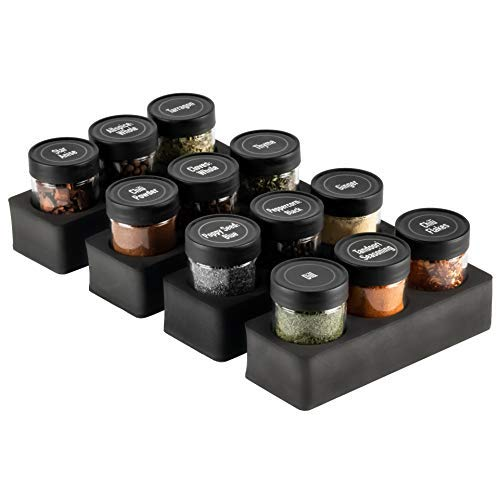 AllSpice InDrawer Spice Storage