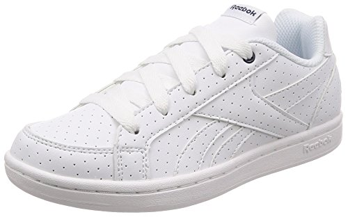 Reebok WoMen Zapatillas Royal Prime Washed Blue Fitness Shoes, White White