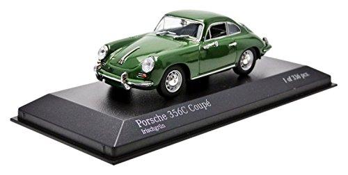 Minichamps- Miniature Voiture de Collection, 430062329, Vert