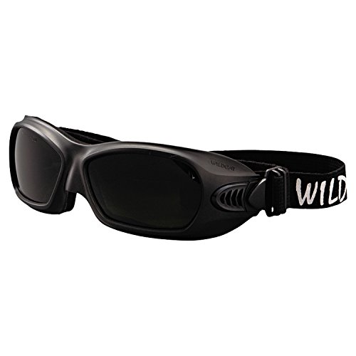 Jackson Safety 20529 V80 WILDCAT Goggles, IR/UV 5.0/Black