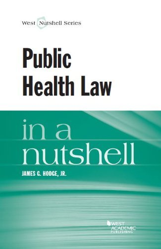 Download By James Hodge Jr Public Health Law in a Nutshell (1st First Edition) [Paperback] pdf