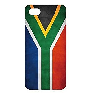 MOFY- Sud‡frica patr—n de la bandera de PC de nuevo caso para el iPhone 5