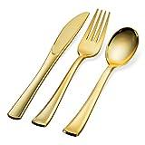160 Plastic Silverware Set - Plastic Cutlery Set