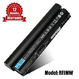 E6230 E6330 Laptop Battery Replacement Latitude E6220 E6230 E6320 E6330 E6430S fits RFJMW X57F1 7FF1K FRR0G J79X4 K4CP5 Y0WYY Y61CV 312-1239 312-1241 312-1381-11.1V 65Wh