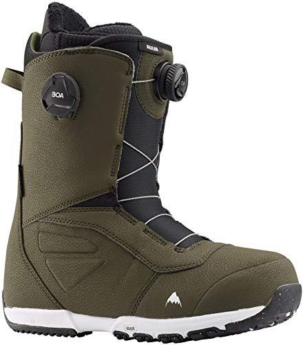 Burton Ruler BOA Snowboard Boots Mens Sz 13 Clover