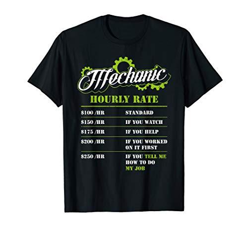 Car Mechanic Tshirt Funny Quote Meme T Shirt Print For Men