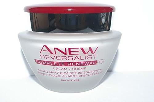 Avon Reversalist Day Renewal Cream SPF 25 1.7oz./50g