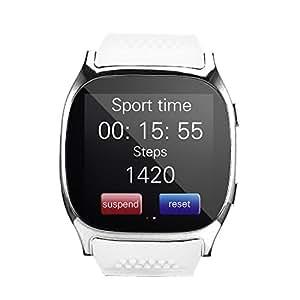 Amazon.com: WinnerEco T8 2.0MP Smart Watch Support SIM and ...