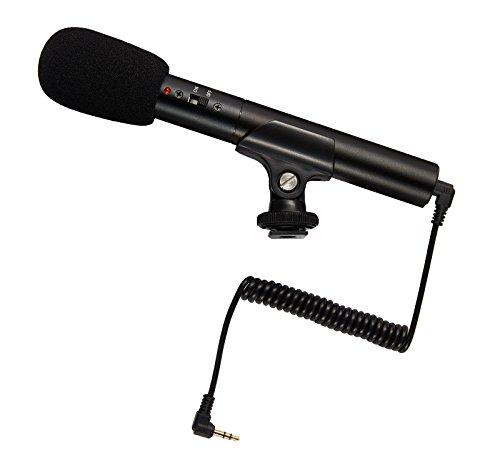 ProMaster SGM1 Compact Shotgun Microphone (8069)