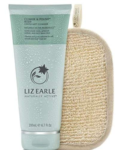 Liz Earle Cleanse and Polish Body, Gentle Mitt Cleanser
