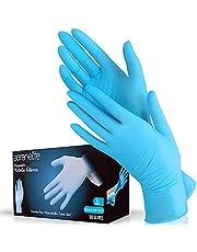 100 Pcs Nitrile Disposable Gloves