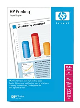 HP Printing Paper A4 80gsm 500 Pack