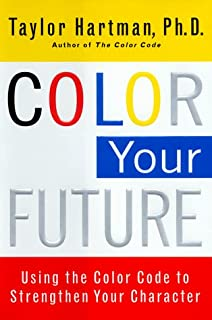 color your future using the color code to strenghthen your character - Color Code Book