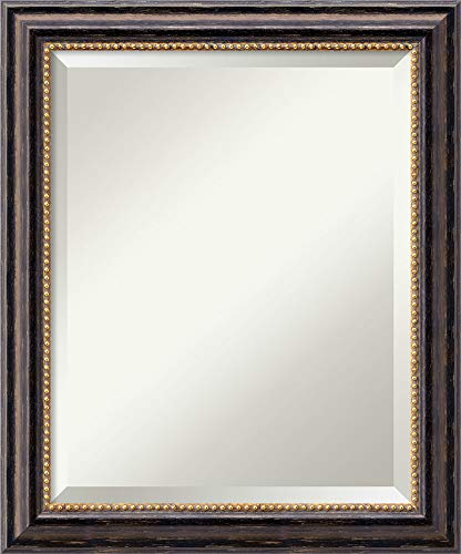 Amanti Art Framed Mirrors for Wall | Tuscan Rustic Mirror for Wall -