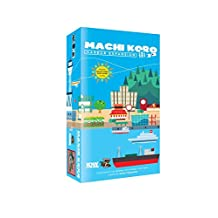 IDW Games Machi Koro Harbor Expansion