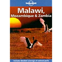 Lonely Planet Malawi, Mozambique & Zambia