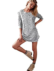 Victoria's Secret Angel Sleep Tee Shirt Long Sleeved Nightgown X-Large