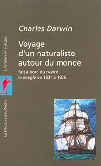 Voyage d'un naturaliste autour du monde par Darwin