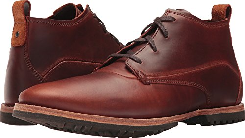 Timberland Mens Bardstown Plain Toe Chukka Tan Mill Dyed Cavalier Boot - 13 M ()