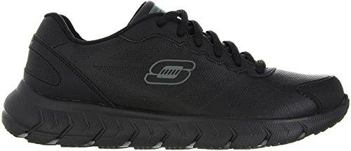 Skechers Relajado zapato que camina del Fit sóleo Black
