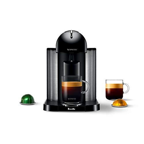 Nespresso Vertuo Coffee and Espresso Machine by Breville, Black