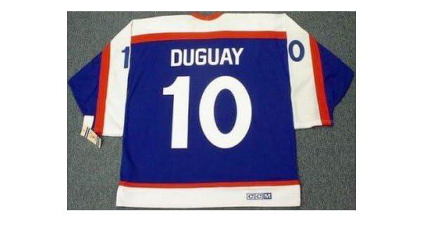 ... top quality amazon ron duguay new york rangers 1978 ccm vintage  throwback away hockey jersey medium d2dc7a2a9