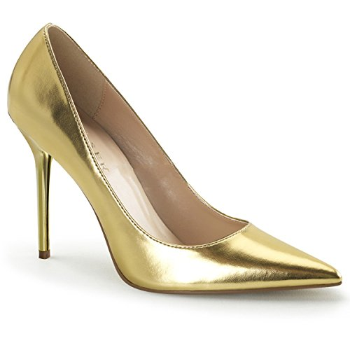 Pleaser Classique-20 sexy spitze 10cm talon hauts chaussuren femmes escarpins 35-48