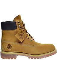 Timberland 6 inch Premium Mens Boots Wheat Nubuck tb010061