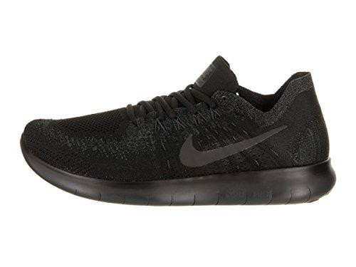 Grau Scarpe Flyknit Nike Free Grau-anthrazit Rn Da 2017 Nero anthrazit schwarz Uomo Running