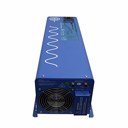 Aims Power 4000 Watt Pure Sine Inverter Charger 12vdc