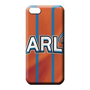 Zheng caseZheng caseiPhone 4/4s normal covers High-end Snap On Hard Cases Covers cell phone carrying covers miami marlins mlb baseball