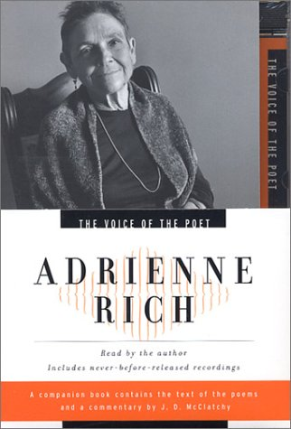 Adrienne Rich (Voice of the Poet)