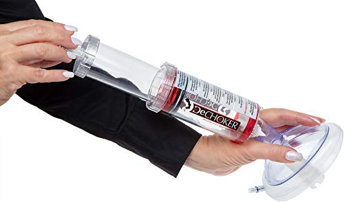 DeCHOKER Anti-Choking Device for Children (Ages 3-12 Years) 4163K 2BE5iRL
