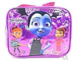 New Disney Vampirina Girls Shine Purple Lunch Bag