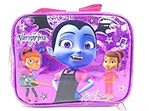 New Disney Vampirina Girls Shine Purple Lunch Bag by Vampirina