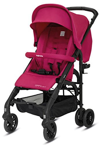 Inglesina Zippy Light Stroller, Sweet Candy Pink by Inglesina (Image #5)