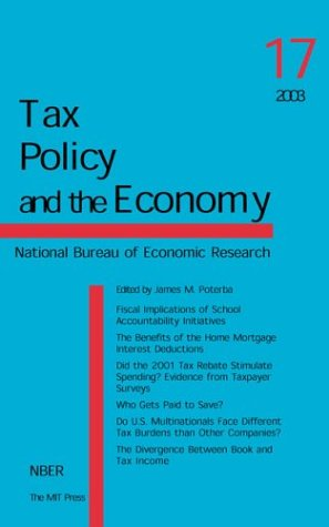 Read Online Tax Policy and the Economy PDF