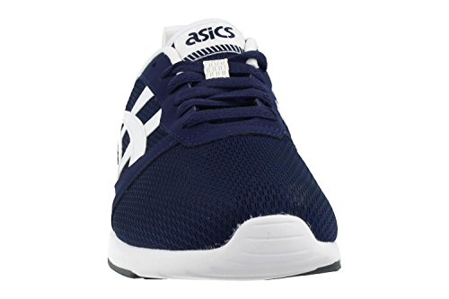 ASICS Herren Peacoat/Weiß Lyte Jogger Sneakers Schwarz