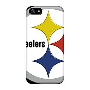 JasonPelletier Iphone 5/5s Scratch Protection Mobile Case Customized Trendy Pittsburgh Steelers Pattern [bqQ2658OuCJ]