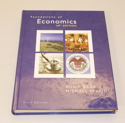Foundations of Economics (5th AP Edition)