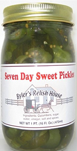 amish pickles - 5