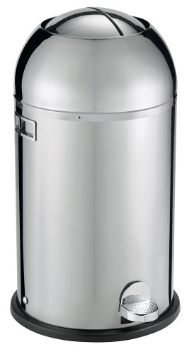 UPC 047188103017, Polder Wink Waste Can, Stainless Steel