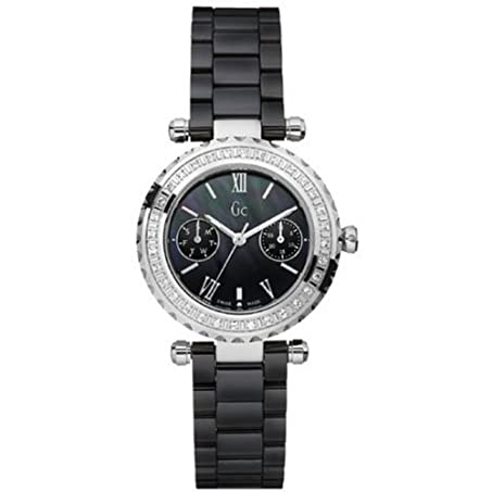 Amazon.com: Guess Ladies Watches Guess Collection Ladies Bracelet 01200L2 - WW: Watches
