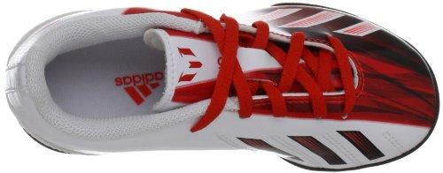adidas F5 Trx TF J, Botas de Fútbol para Chico Bianco (Bianco (RUNWHT/BLACK))