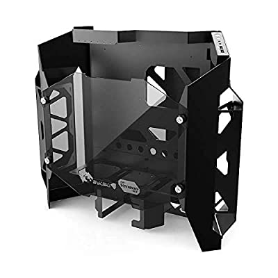 Bykski Poison MOD Water Cooled Gaming Aluminum Chassis (CE-Veneno-MX)