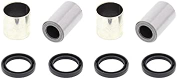 Complete Shock Bushing Kit Front Lower for Suzuki LT-Z400 2003-2014