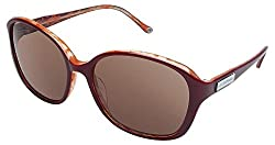 Lulu Guinness Women's Sunglasses L108 Caramel Size 57