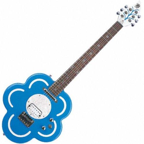 Daisy Rock Girl Guitars: Daisy Artist Guitar (Awesome Blue
