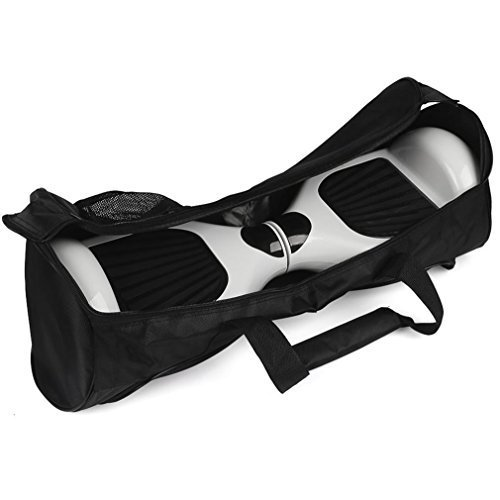 Durable Fashion Two Wheels Self Balancing Smart Drifting Electric Unicycle Scooter Carrying Bag Handbag black by MH_Smiling