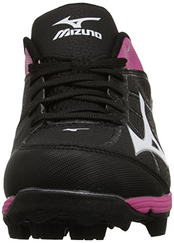 6 Youth Franchise Softball Finch Advanced 9Spike Black Shoe Pink Mizuno xqIOvv